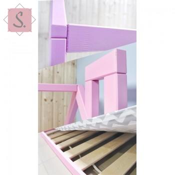 Кроватка-домик Монтессори
