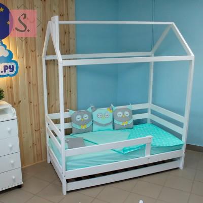 Детская кровать-домик Классика