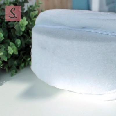 Матрас для овальной кроватки (Холлофайбер)