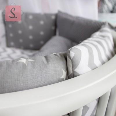 Детское постельное белье Мозайка