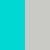 Бирюзово-серый