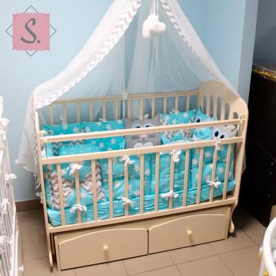 Детская кровать Тита Голд