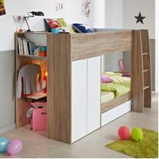 Как решить проблему маленькой детской комнаты