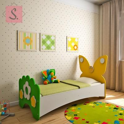 Детская кровать Бабочка