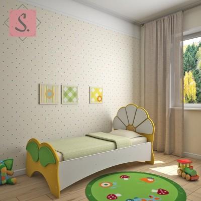 Детская кровать Ромашка Стандарт