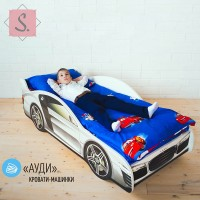 Кроватка Машинка - Ауди