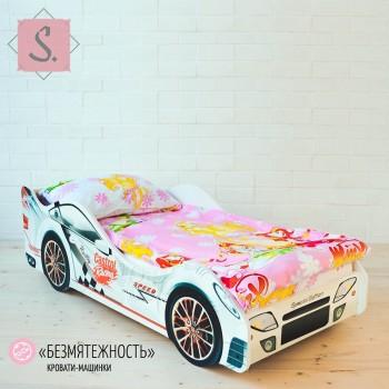 Кроватка Машинка - Безмятежность