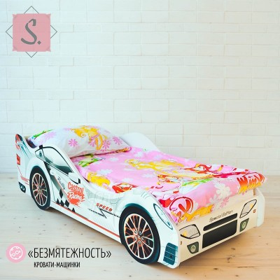Детская кроватка Машинка - Безмятежность