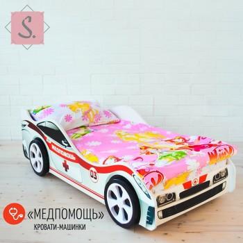 Кроватка Машинка - Медпомощь