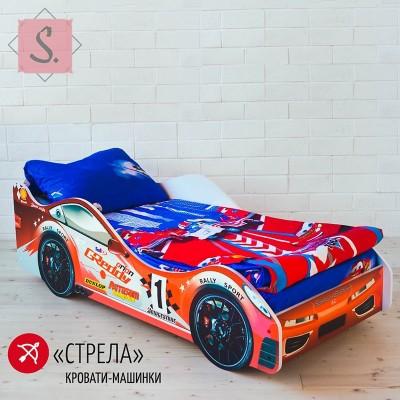 Детская кроватка Машинка - Стрела