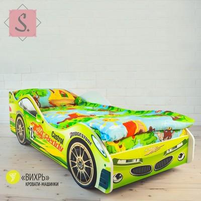 Детская кроватка Машинка - Вихрь