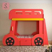 Кровать машинка Автобус
