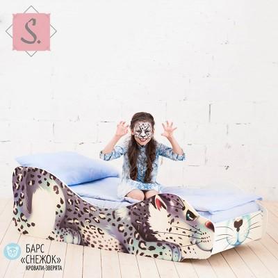 Детская кроватка Барс Снежок