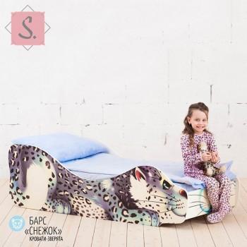 Кроватка Барс - Снежок