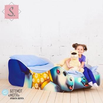 Кроватка Бегемот - Мотя