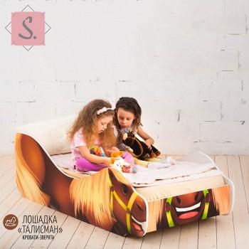 Кроватка Лошадка - Талисман