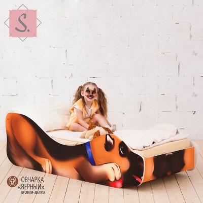 Детская кроватка Овчарка - Верный