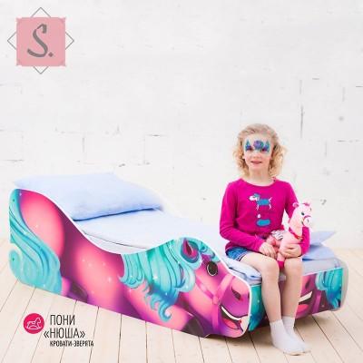 Детская кроватка Пони - Нюша