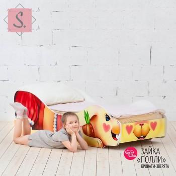Кроватка Зайка - Поли