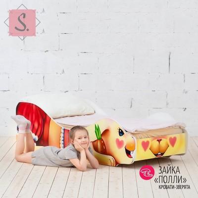 Детская кроватка Зайка - Поли