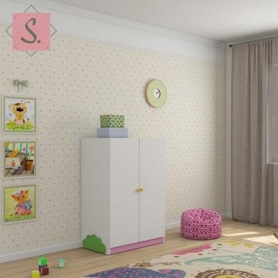 Детский шкаф Ромашка