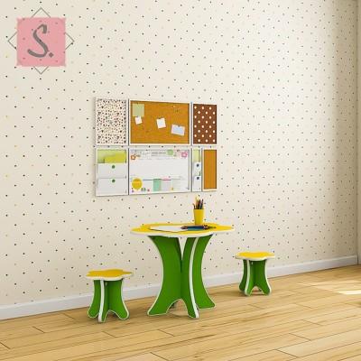 Детский столик и стульчики Ромашка Мини