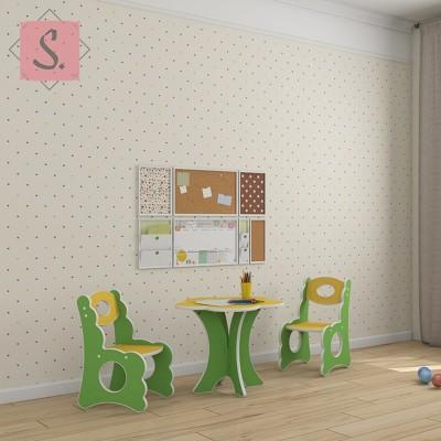 Детский столик и стульчики Ромашка